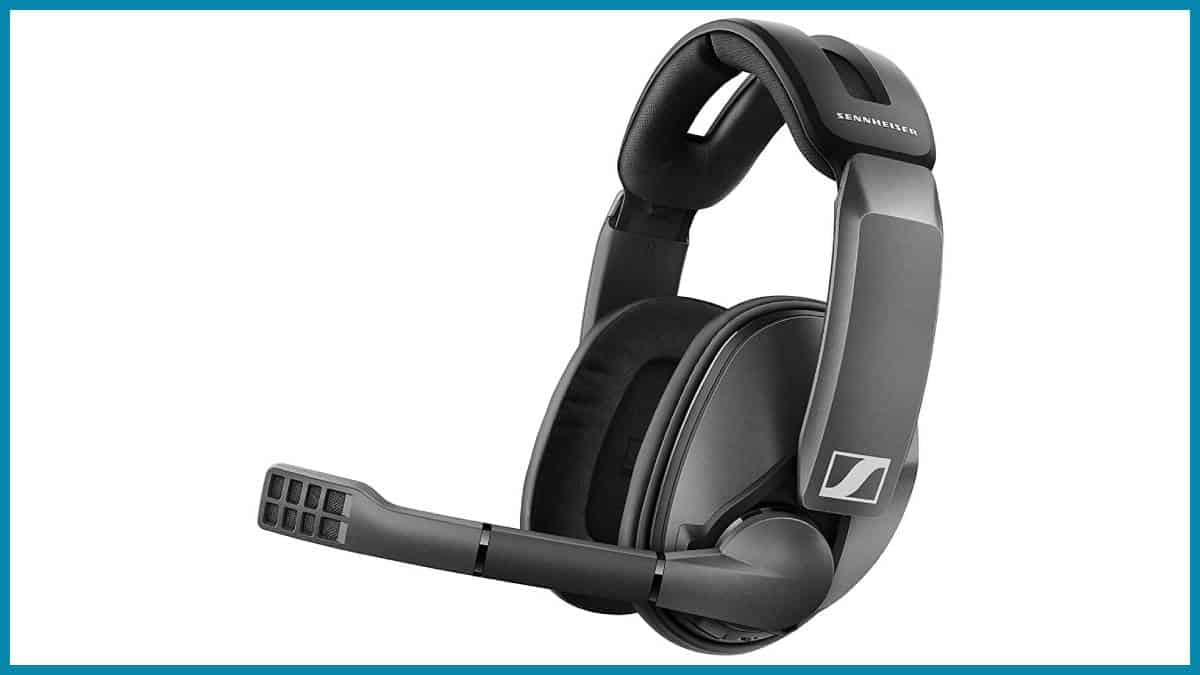 Sennheiser GSP 370 Review