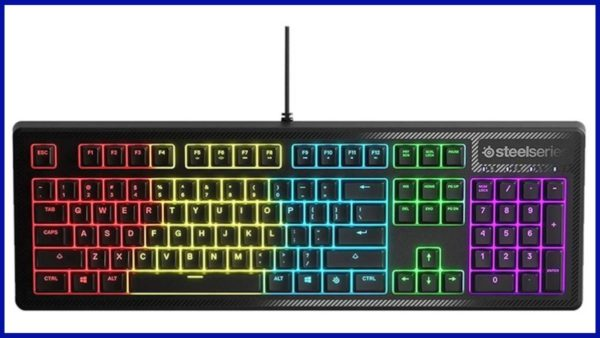 SteelSeries Apex 150 Gaming Keyboard Review