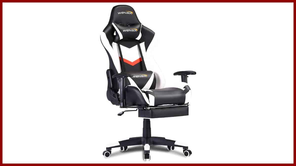 Wensix Gaming Chair Review