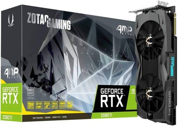ZOTAC Gaming GeForce RTX 2080 Ti