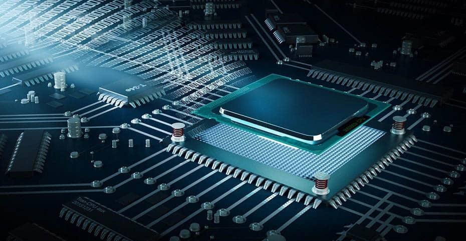 A Processor CPU