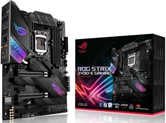 ASUS ROG Strix Z490 E Gaming