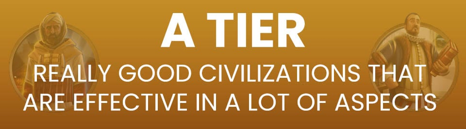 Civ 5 Tier List A Tier