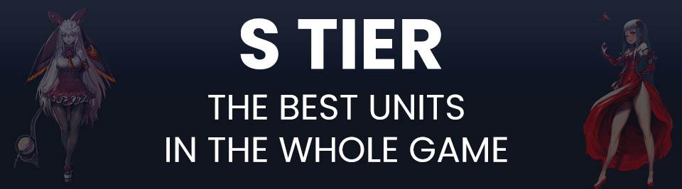 Destiny Child Tier List S Tier