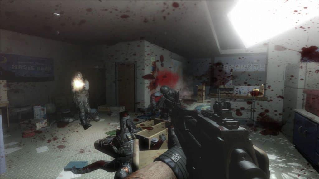 F.E.A.R. 2 Project Origin Gameplay