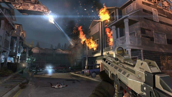 F.E.A.R. 3 Gameplay