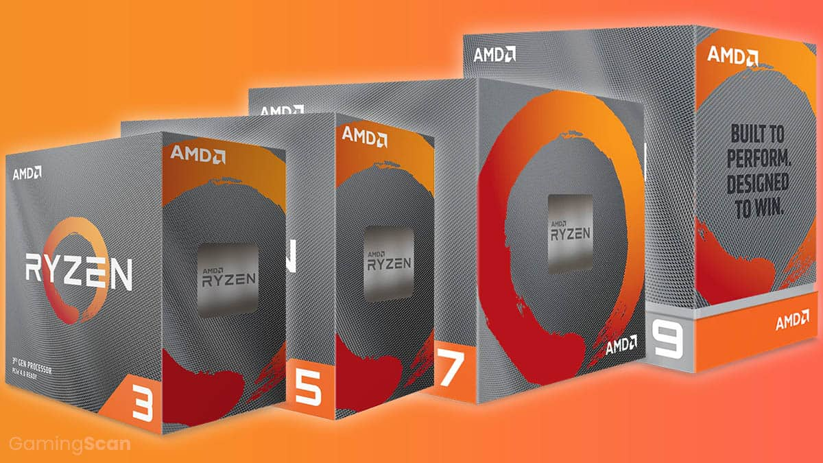 How To Pick AMD Ryzen CPU