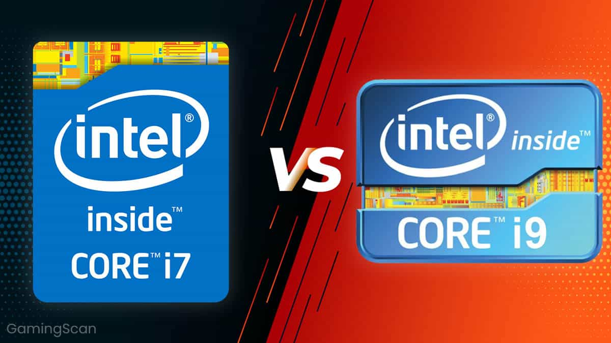 Intel Core i7 vs i9 For Gaming