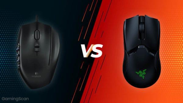 Laser vs Optical Mouse