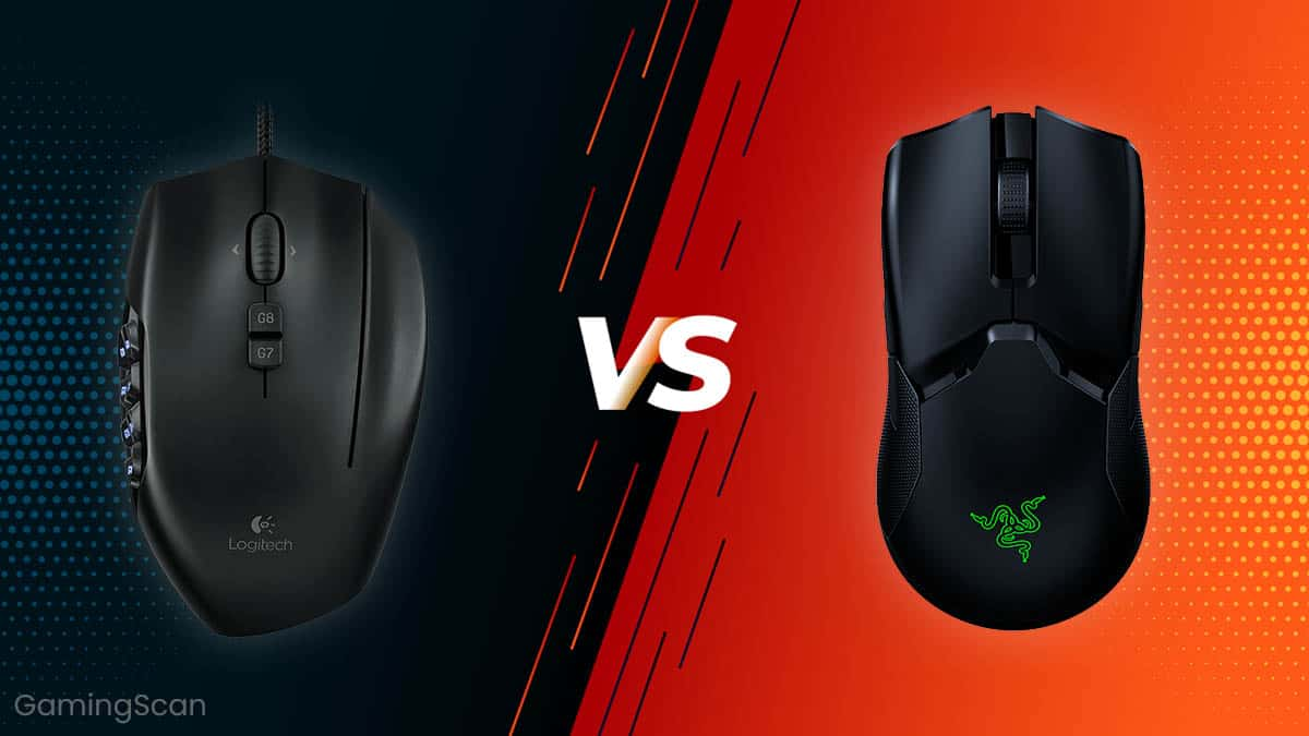 Laser vs Optical Mouse