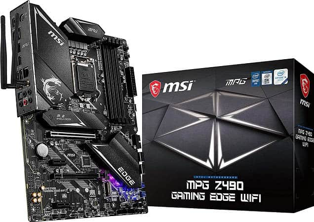 MSI MPG Z490 Gaming Edge WiFi