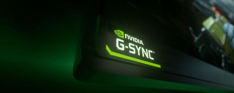 NVIDIA G SYNC VRR Technology