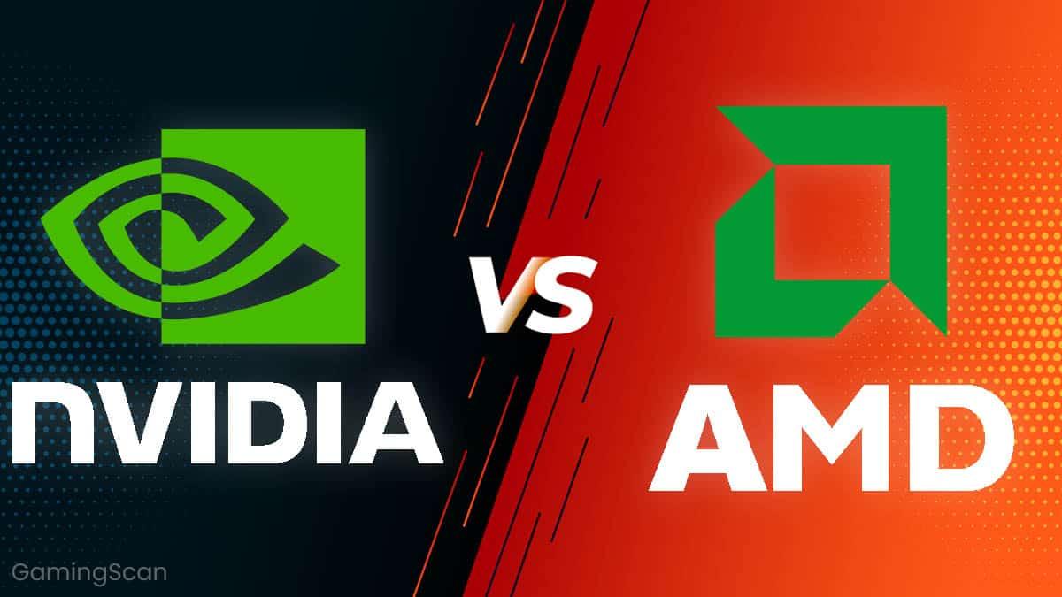 Nvidia Vs Amd Ultimate 2020 Gpu Comparison Gamingscan