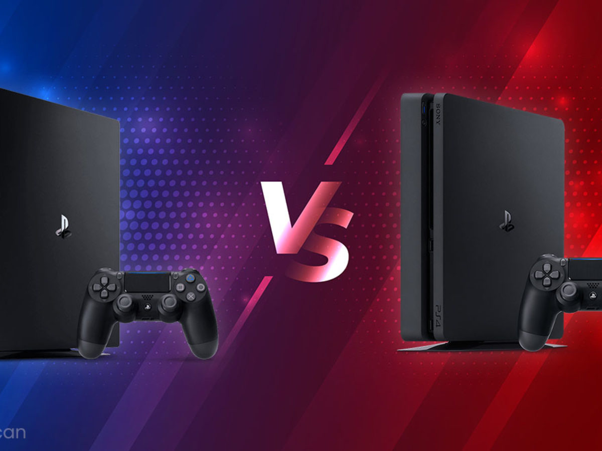 Ps4 Pro Vs Ps4 Slim Which Is Best For You 2021 Guide