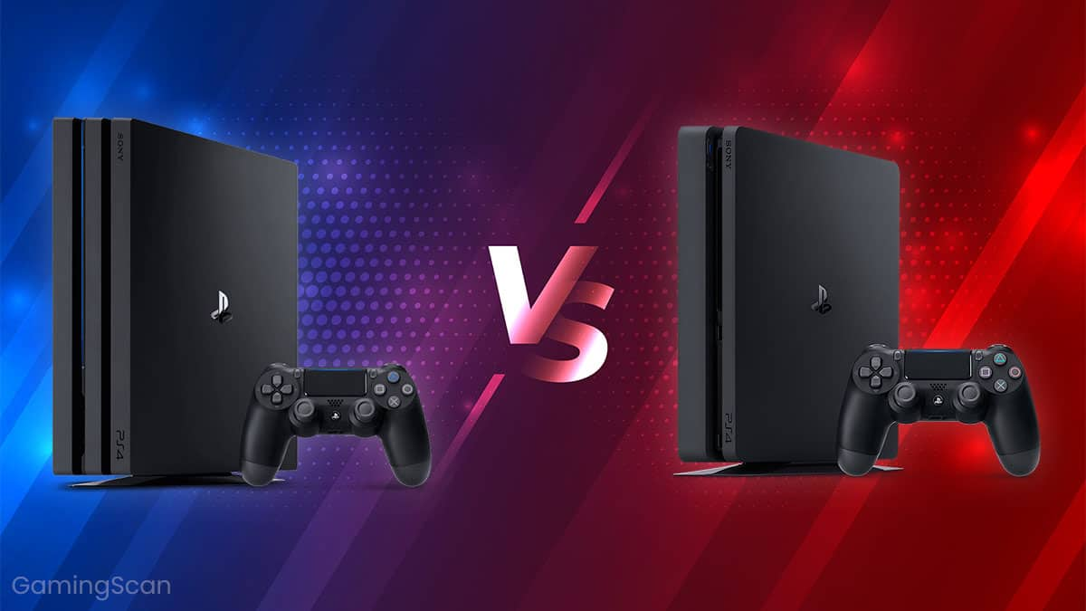 Ps4 Pro Vs Ps4 Slim Which Is Best For You 2020 Guide