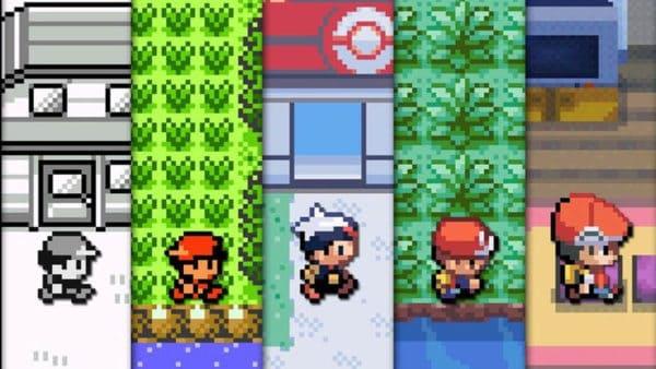 Pokemon Games In Order