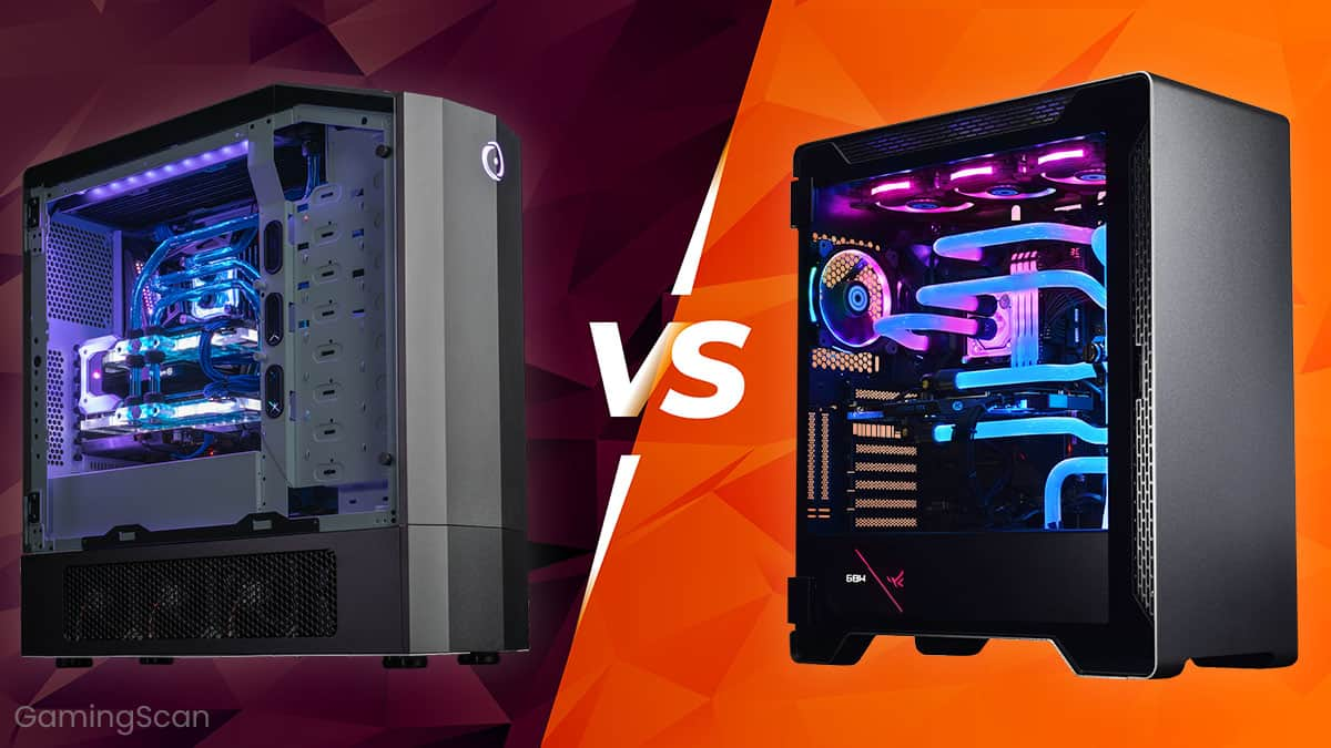 Prebuilt vs Custom Gaming PC