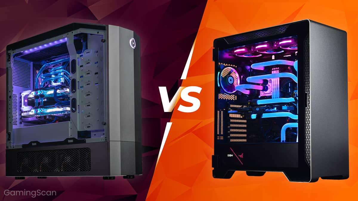 Prebuilt vs Custom Gaming PC