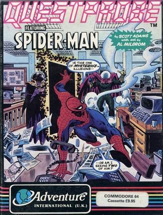 Questprobe Spider Man