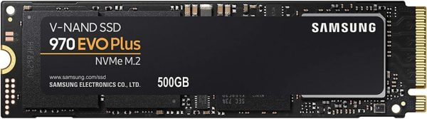 Samsung 970 EVO Plus SSD 500GB