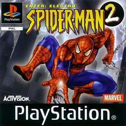 Spider Man 2 Enter Electro