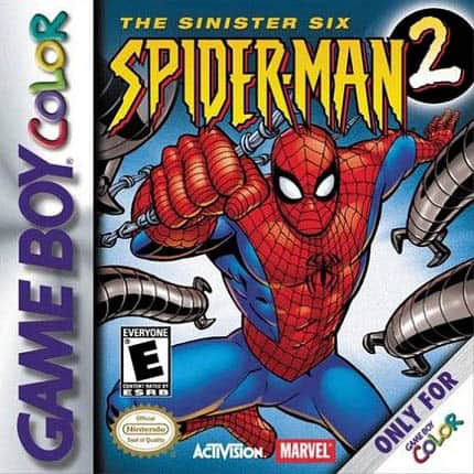 Spider Man 2 The Sinister Six
