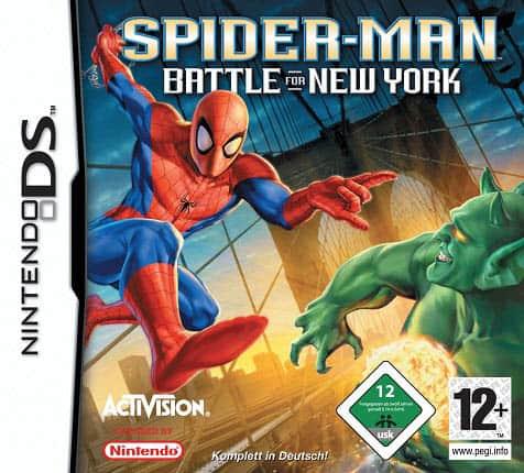 Spider Man Battle for New York
