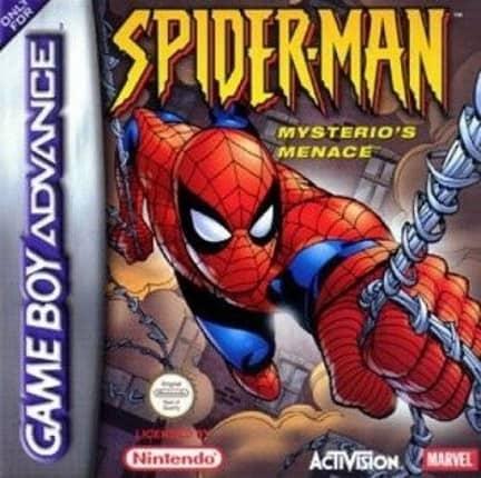 Spider Man Mysterios Menace
