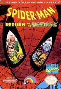 Spider Man Return Of The Sinister Six