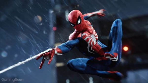 Spiderman Games In Order
