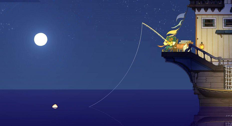 Spiritfarer Catch Fish