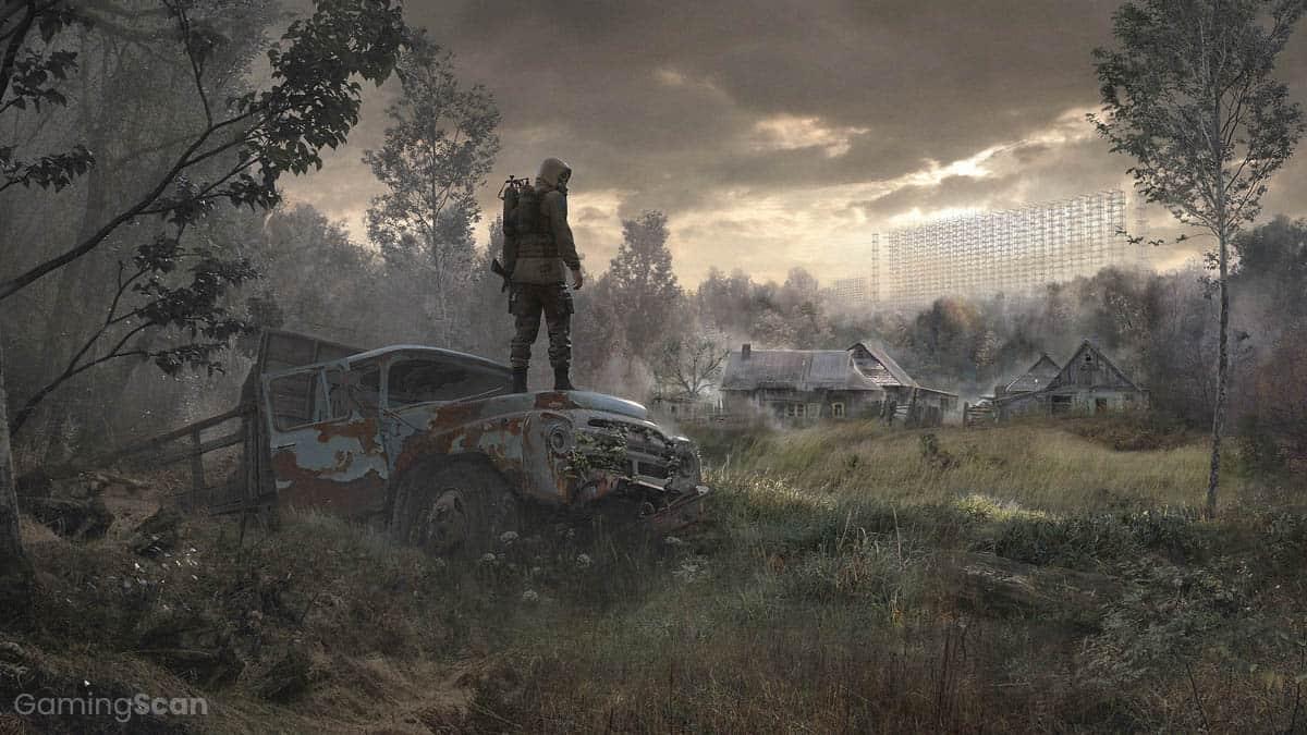 Stalker 2 Release Date
