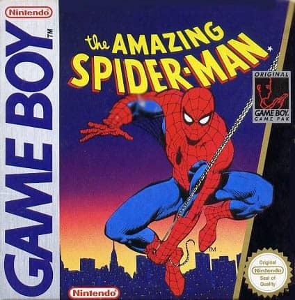 The Amazing Spider Man Game Boy