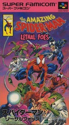 The Amazing Spider Man Lethal Foes