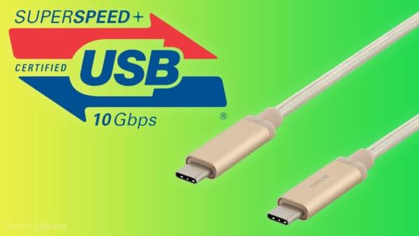 USB 3.1 Gen 1 vs 2