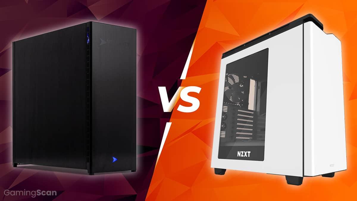 Workstation vs Gaming PC