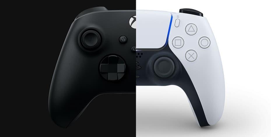 Xbox Series X Controller vs DualSense