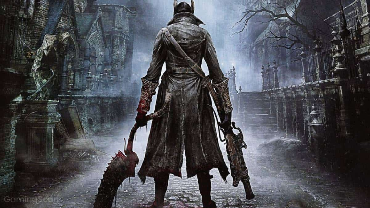best games like bloodborne