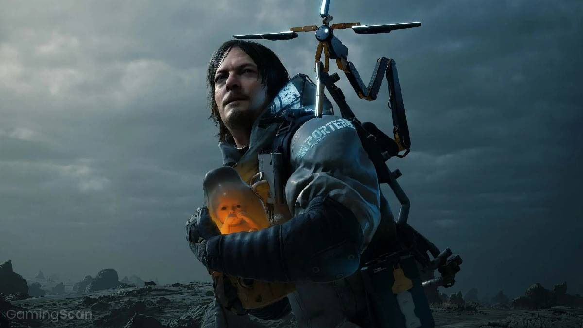 best games like death stranding