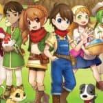 best games like harvest moon