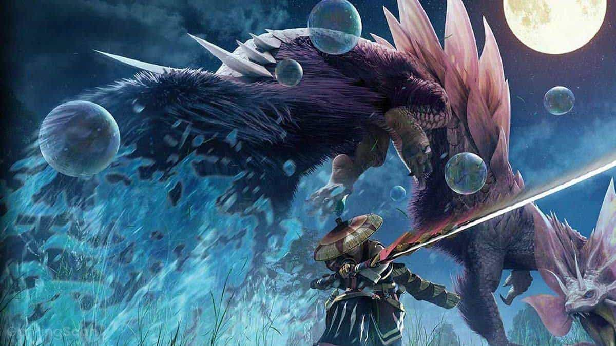 best games like monster hunter