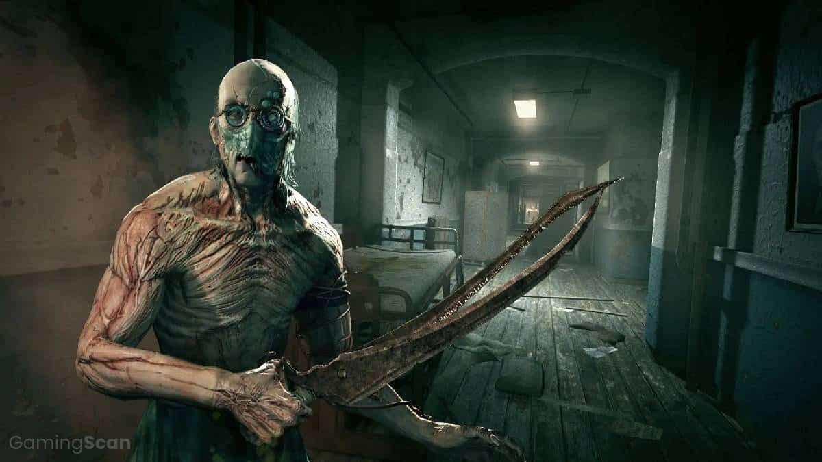 best games like outlast