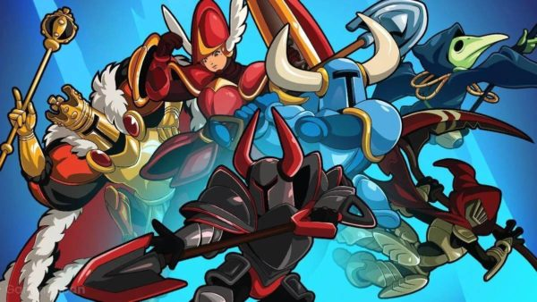 best games like shovel knight