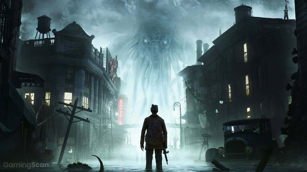 best lovecraftian games