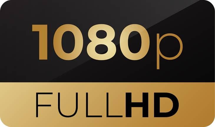 1080p Full HD logo