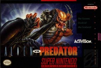 Alien vs Predator (SNES)