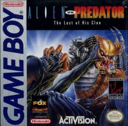 Alien vs Predator The Last of His Clan