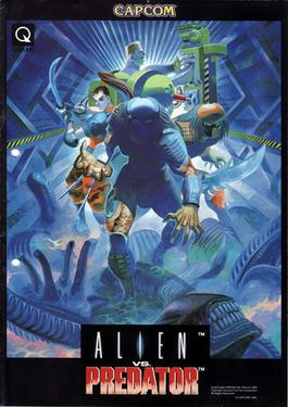 Alien vs. Predator (Arcade)