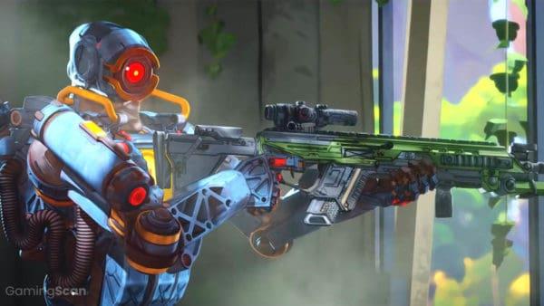 Apex Legends Weapons Tier List