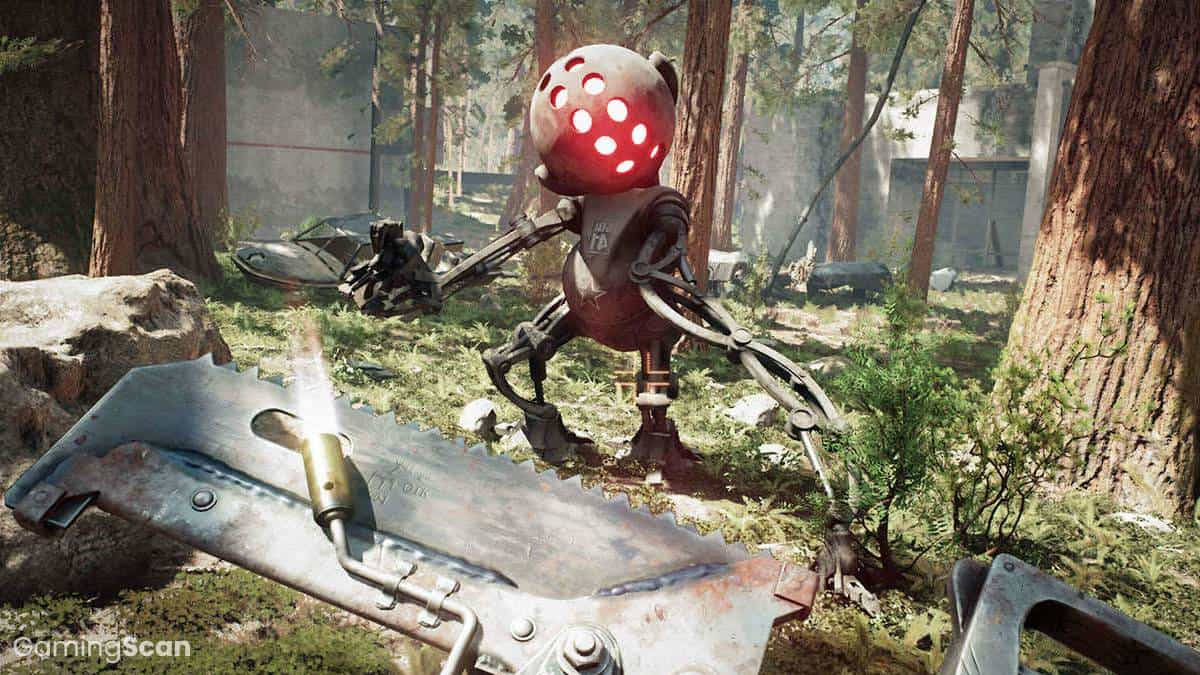 Atomic Heart Release Date, News, Trailer and Rumors